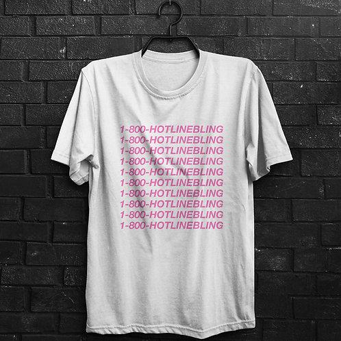 Camiseta - Hotline Bling