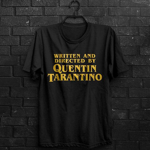 Camiseta - Quentin Tarantino