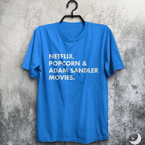 Camiseta - Adam Sandler Movies