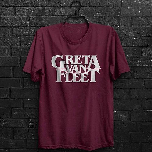 Camiseta - Greta Van Fleet