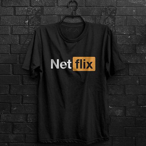 Camiseta - Netflix