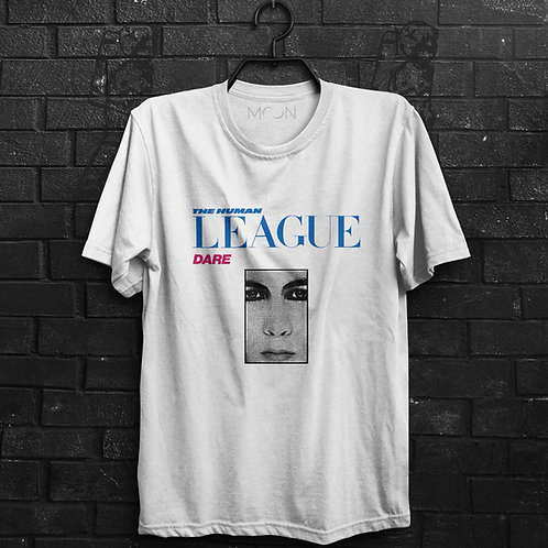 Camiseta - The Human League - Dare