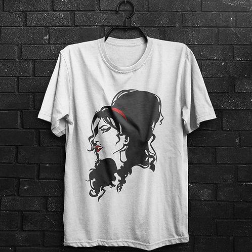 Camiseta - Amy Winehouse