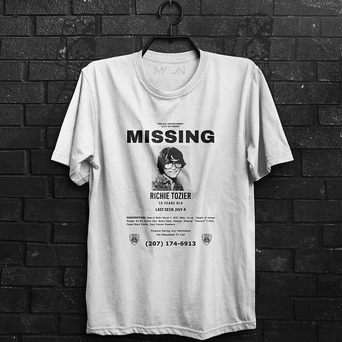 Camiseta - Richard Tozier - IT  A Coisa