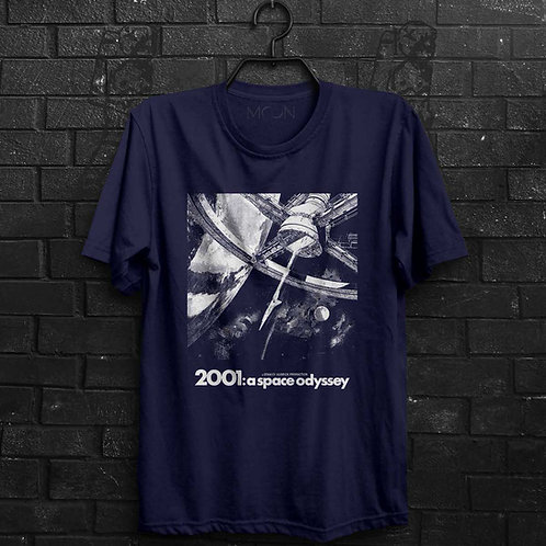Camiseta - 2001 A Space Odyssey