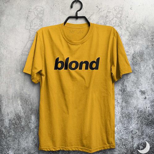 Camiseta - Frank Ocean - Blonde