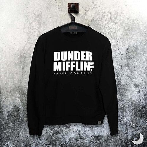 Moletom - Dunder Mifflin Inc