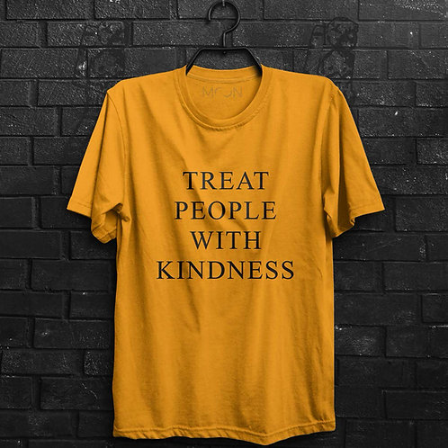 Camiseta - Treat People With Kindness