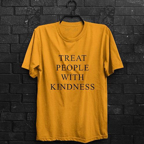 Camiseta - Treat People With Kindness