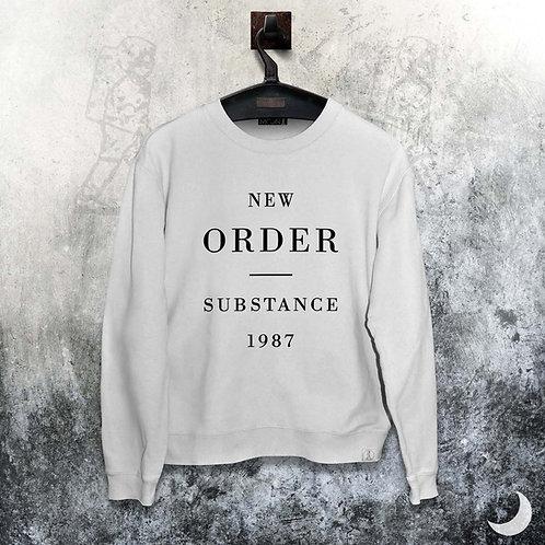 Moletom - New Order Substance