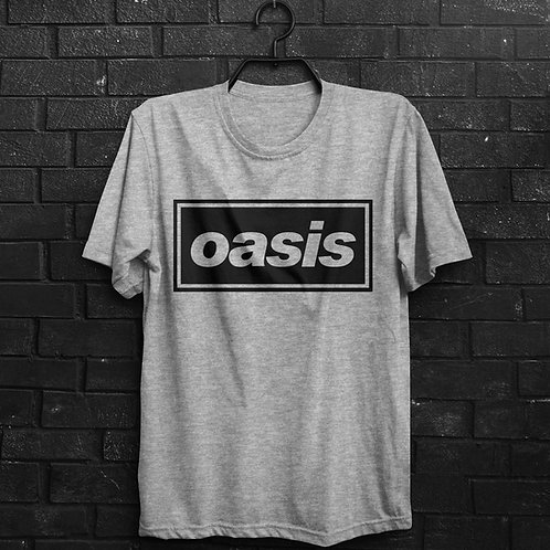 Camiseta - Oasis