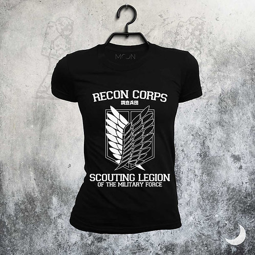 Babylook - Recon Corps - Attack On Titan