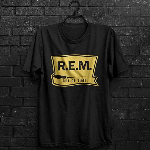Camiseta - REM