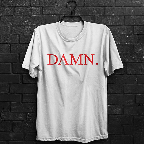 Camiseta - DAMN.