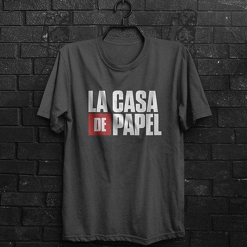 Camiseta - La Casa De Papel