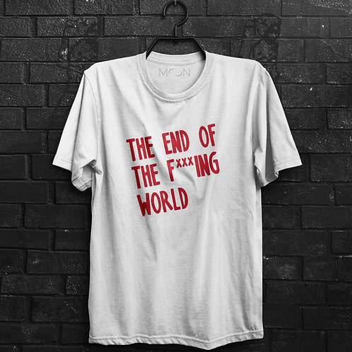Camiseta - The End Of The Fucking World