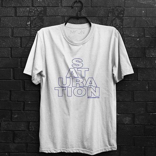 Camiseta - SATURATION - Brockhampton