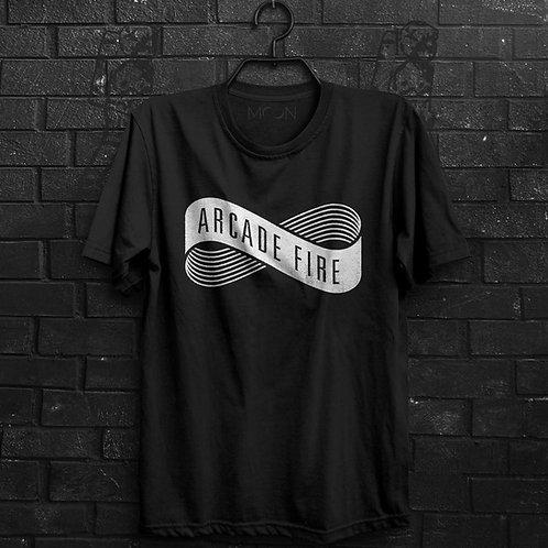 Camiseta - Arcade Fire Infinite Content