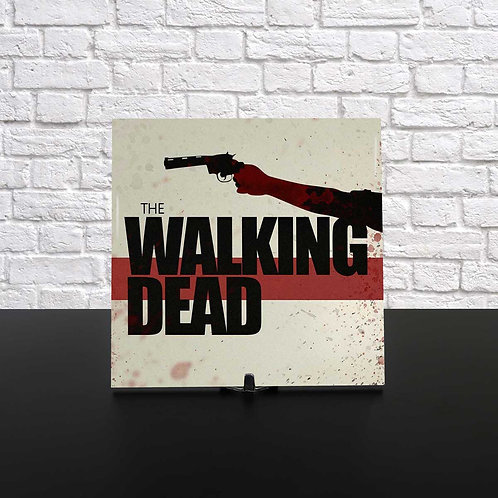 Azulejo - The Walking Dead