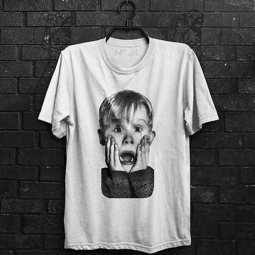 Camiseta - Home Alone