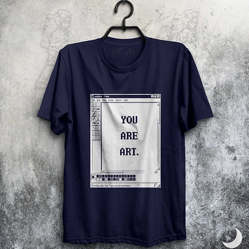 Camiseta - You Are Art.