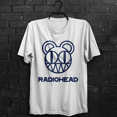 Camiseta - Radiohead
