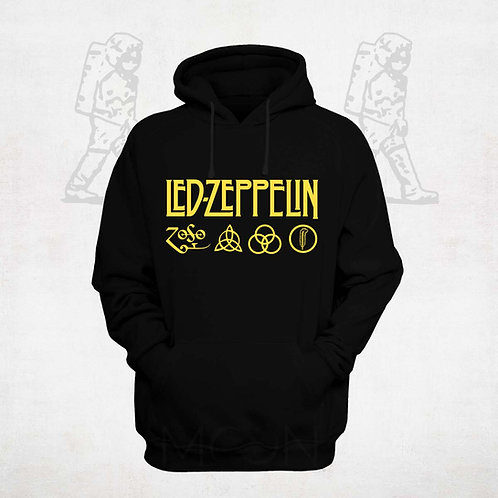 Moletom - Led Zeppelin