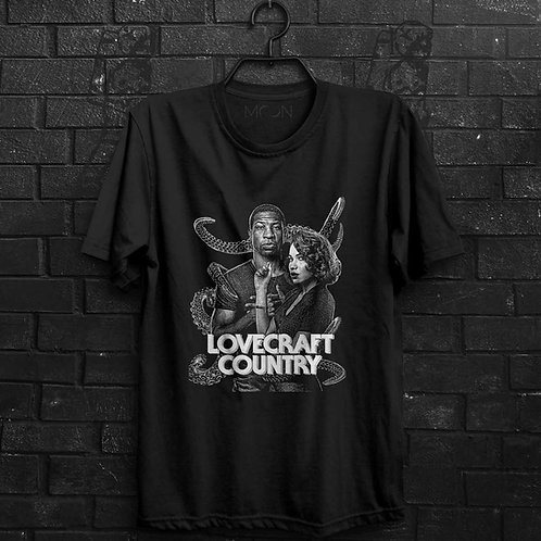 Camiseta - Lovecraft Country