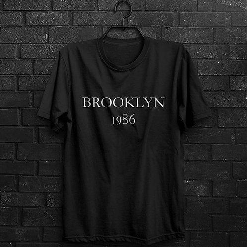 Camiseta - Brooklyn 1986