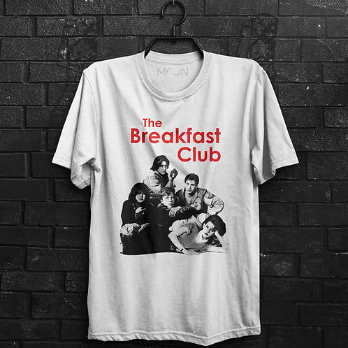 Camiseta - The Breakfast Club