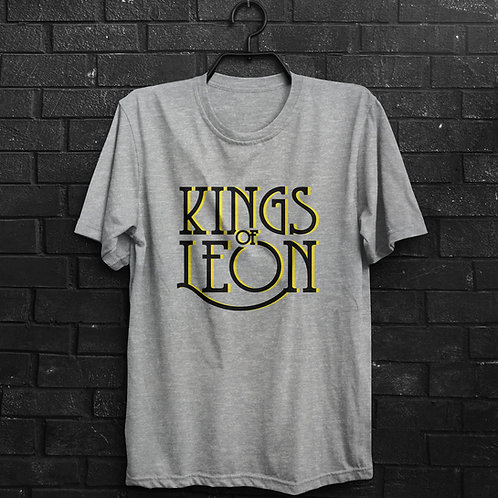 Camiseta - Kings Of Leon