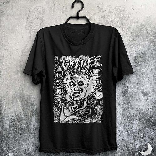 Camiseta - Grimes - Visions