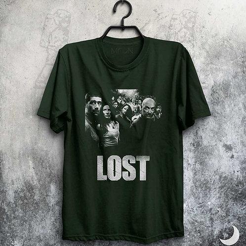 Camiseta - Lost