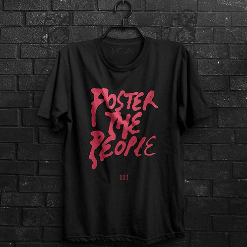 Camiseta - Foster The People III