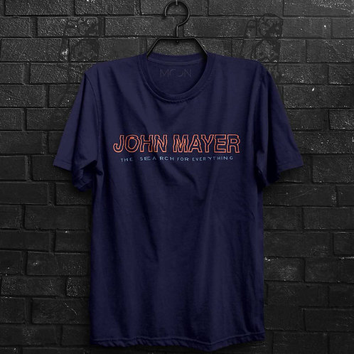 Camiseta - John Mayer