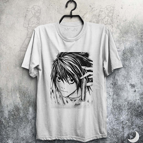 Camiseta - L - Death Note