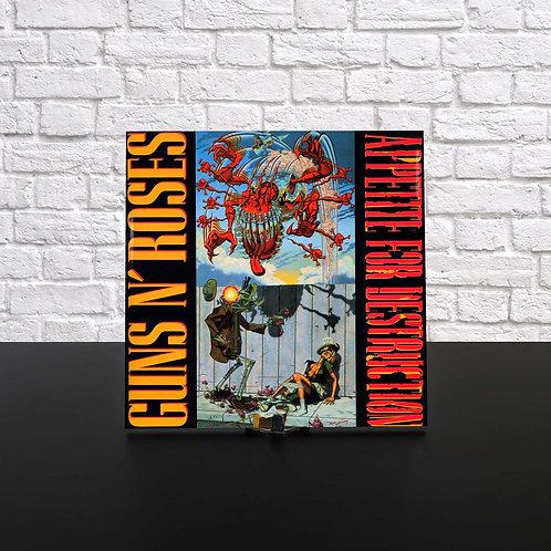 Azulejo - Guns N' Roses