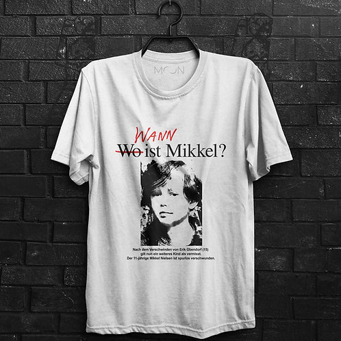 Camiseta - Wann Ist Mikkel? DARK