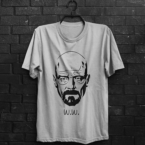 Camiseta - W.W Breaking Bad