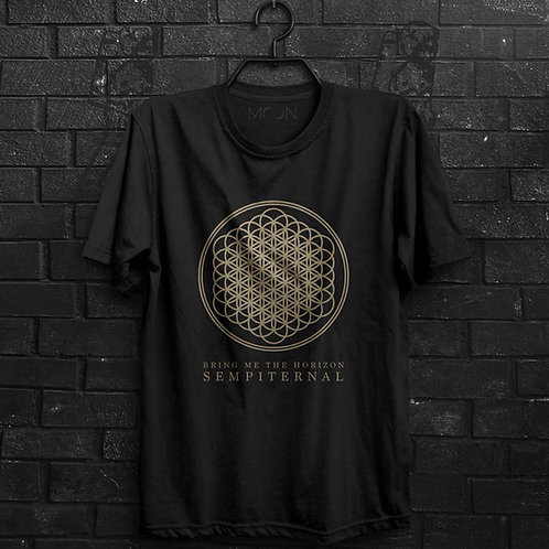 Camiseta - Bring Me The Horizon Sempiternal