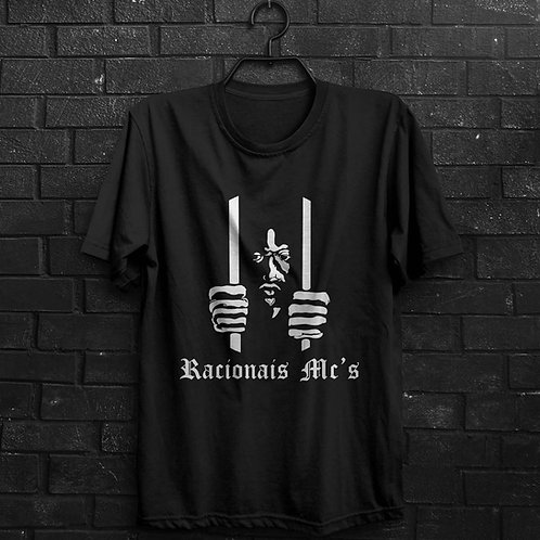 Camiseta - Racionais Mc's