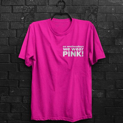 Camiseta - We Wear PINK!