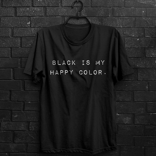 Camiseta - Happy Color