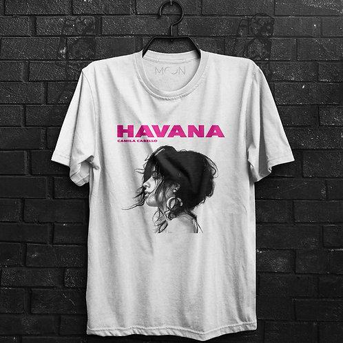 Camiseta - Camila Cabello HAVANA
