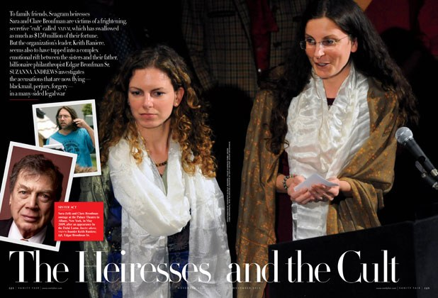 The Heiresses and the Cult