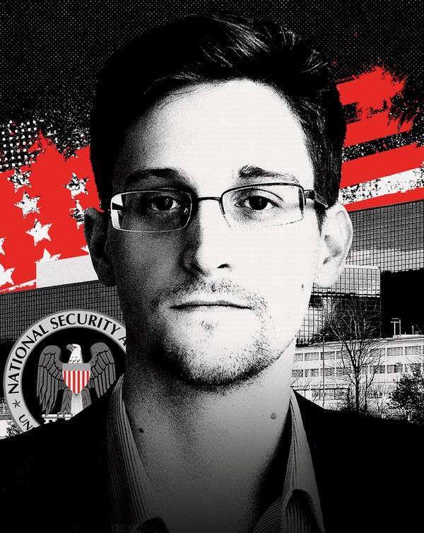 Edward Snowden: Shadowland...