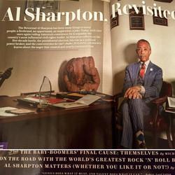 Al Sharpton, Revisited