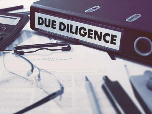 Lower Screening Levels Call for Higher Levels of Due Diligence