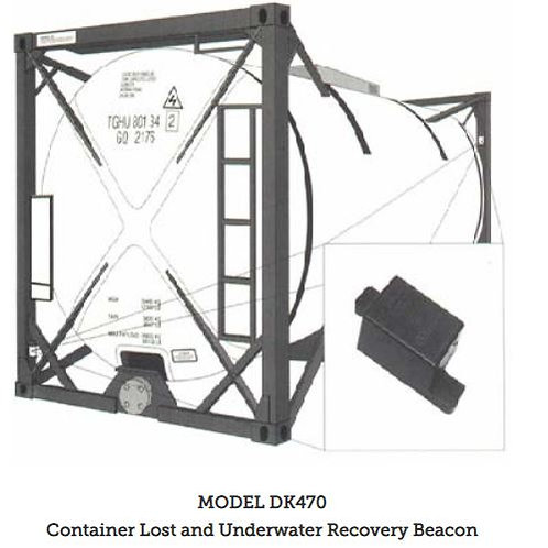 Acoustic Beacon DK470