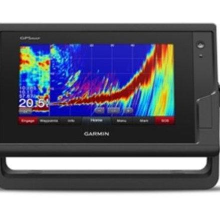Garmin GPSMAP 742xs GPS/Fishfinder with CHIRP ClearVu